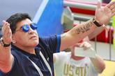 Maradona lại 'gây bão' khi đăng đàn mỉa mai từ Messi tới Sampaoli