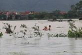 Nghệ An - Hà Tĩnh: Bão vừa qua, lũ lại tới