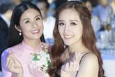 3 Hoa hậu hội ngộ trong tiệc cưới của Tú Anh
