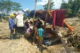30 người chết, mất tích - nhiều bản làng tan hoang sau lũ