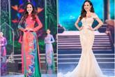 Nhan sắc thí sinh Hoa hậu VN có vòng eo nhỏ hơn Ngọc Trinh