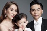 Con trai mới lên 3 nhà Khánh Thi - Phan Hiển đã mê dancesport, nhảy lóng ngóng cực đáng yêu