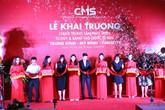 CMS - trải nghiệm Toán học năng lực tư duy sáng tạo đầu tiên tại Hà Nội