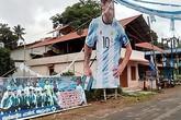 Chàng trai Ấn Độ tự tử vì Messi thảm bại tại World Cup