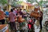 Dân mua phải hàng rởm, vây trụ sở xã: Công an đang điều tra sự việc