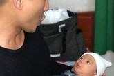 Lương Thế Thành khoe con trai 1 tháng tuổi đã biết bắt chước biểu cảm của bố cực đáng yêu