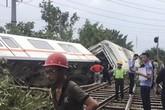 Trung Quốc: tàu trật đường ray khi đang chạy thử