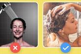 Cứ tiếp tục 5 thói quen sai lầm này khi tắm, đứng hỏi vì sao da tổn thương nặng nề, sức khỏe nguy hại