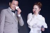 Minh Hằng bật khóc trong lễ cưới của em trai ruột cùng vợ xinh như hot girl