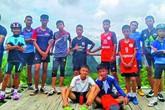 Đội bóng nhí Thái mong giáo viên không giao nhiều bài tập