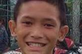 Danh tính cậu bé Thái đầu tiên được đưa khỏi hang
