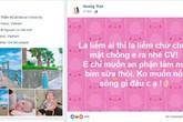 """Bà xã Việt Anh """"cảnh cáo"""" Quế Vân: """"La liếm ai thì la liếm chứ chừa mặt chồng em ra"""""""