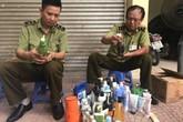 Hải Phòng: Gần 2 tấn mỹ phẩm không rõ nguồn gốc bị thu giữ