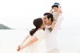 Ngọc Lan - Thanh Bình đưa con trai đi Phú Quốc nghỉ dưỡng