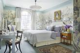 Không cần trang trí cầu kì phòng ngủ vẫn lãng mạn với mẫu giấy dán tường siêu ấn tượng dưới đây