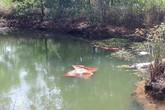 Thanh Hóa: Tắm ao, 1 cháu bé bị đuối nước thương tâm