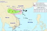 Tin mới nhất về cơn bão số 4: Chỉ còn cách Móng Cái 210km