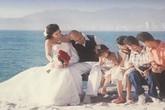 Bà Diệp Thảo khoe ảnh cưới, nhắc lại quãng thời gian tươi đẹp với Đặng Lê Nguyên Vũ