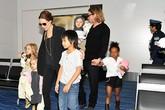"""Dự đoán bị thua trước tòa, Angelina Jolie đành """"đi cửa sau"""" tác động các con từ chối gặp Brad Pitt"""