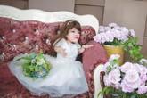 Cảm động trước bộ ảnh cưới của cô dâu cao 70cm nặng 13 kg