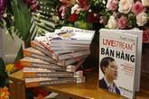 """Giá từ 500.000 đồng trở lên nhưng sách của Hán Quang Dự vẫn """"sốt"""""""