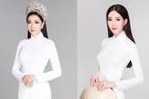 Vẻ đài các của 13 Hoa hậu Việt Nam trong tà áo dài