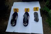 Công an tìm thấy giày, tất của kẻ sát hại 2 vợ chồng ở Hưng Yên gần hiện trường
