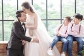 """Vợ chồng Lâm Vỹ Dạ - Hứa Minh Đạt """"cưới lại từ đầu"""" sau 8 năm chung sống hạnh phúc"""