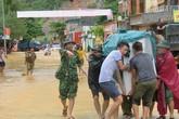 Lũ dữ làm 5 người ở Nghệ An tử vong