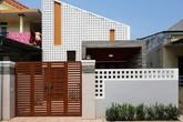 Nhà một tầng dành cho ba thế hệ của đại gia đình ở Quảng Bình