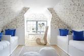 """Trang trí phòng ngủ cho con: """"Dù không gian có khó đến mấy nếu biết sáng tạo vẫn đẹp bất ngờ"""""""