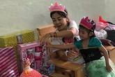 Xúc động con gái Mai Phương đón sinh nhật bên mẹ tại bệnh viện