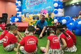 Tiếng Anh đa giác quan, phương pháp mới giúp trẻ ham học
