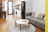 Đập bỏ tường ngăn phòng ngủ, căn hộ 60m² ở Thanh Xuân bỗng rộng rãi khiến bao người trầm trồ