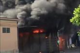 Hải Phòng: Cháy cửa hàng tạp hóa cùng căn nhà 2 tầng, thiệt hại hàng tỷ đồng