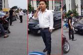 Sự thật thông tin tài xế ô tô bị đánh trên phố Hà Nội là công an