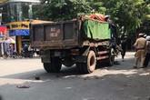 Vĩnh Phúc: Va chạm với xe tải, 2 nữ sinh lớp 10 thương vong