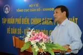 Tập huấn phổ biến chính sách pháp luật về DS-KHHGĐ