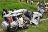 Hé lộ nguyên nhân ban đầu vụ tàu hỏa đâm xe ô tô khiến 4 người thương vong ở Nghệ An
