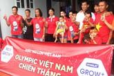 Trực tiếp tại gia đình cầu thủ Văn Thanh trước trận bán kết lịch sử