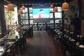 """Trước trận đấu với tuyển Hàn Quốc: Nhiều nhà hàng, quán cà phê đã """"kín khách"""" đặt bàn"""
