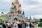 Trước đám cưới, Lan Khuê cùng John Tuấn Nguyễn hạnh phúc tận hưởng kỳ nghỉ bên nhau tại Pháp