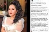 Danh hài Thúy Nga gây sốc khi chia sẻ 20 lý do không nên lấy chồng