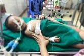 Nghệ An: Cứu bé trai bị đạn súng hơi găm vào ngực
