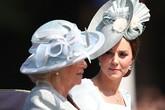 """Lần đầu tiên hé lộ nguyên do bà Camilla """"bằng mặt nhưng không bằng lòng"""" với con dâu Kate, từng tìm cách chia rẽ cô với William"""