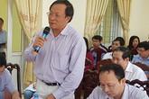 Tổng cục trưởng Tổng cục Dân số cảnh báo Nam Định tình trạng