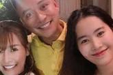 """Tuấn Hưng đăng hình chụp cùng Quế Vân và Nam Em nhưng lại gọi tên Trường Giang, fan lên tiếng: """"Vô duyên!"""""""