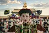 Hình ảnh Châu Tấn trở thành hoàng hậu trong 'Như Ý truyện'