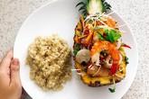 Cô gái thuyết phục cả nhà ăn lành mạnh bằng bữa cơm 'đẹp như quảng cáo'