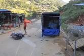 Mất mạng vì lái xe tốc độ cao tông thẳng vào đuôi xe tải đậu ven đường